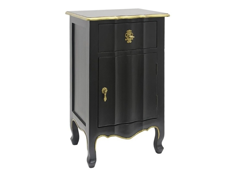 Dynasty Wooden Side Table