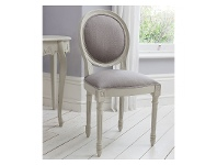 LivingStyles MaxBalloon Back Timber Dining Chair