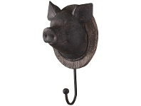 LivingStyles Oink Head Wall Hook