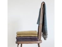 LivingStyles Tess Throw, Plum