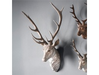 LivingStyles Alexise Large Stag Head