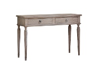 LivingStyles Mirren Mindy Ash Timber Dressing Table