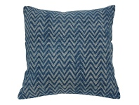 LivingStyles Flavia Zig Zag Cotton Scatter Cushion