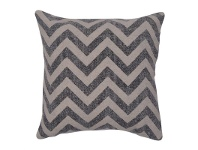 LivingStyles Juillian Chevron Cotton Scatter Cushion