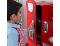 LivingStyles Kidkraft Red Vintage Kitchen