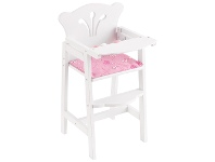 LivingStyles Kidkraft Lil Doll Highchair
