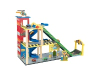 LivingStyles Kidkraft Mega Ramp Racing Set