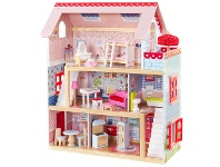 LivingStyles Kidkraft Chelsea Doll Cottage