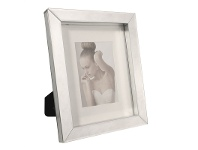 LivingStyles Monterey Mirrored 5x7 Inch Photo Frame