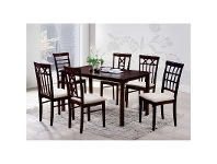 LivingStyles Wagner 5 Piece 110cm Dining Set