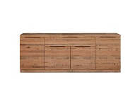 LivingStyles Ariol Victoria Ash Timber Buffet Table, 200cm