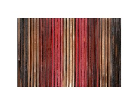 LivingStyles Hand Painted 150x80cm Stretched Canvas Wall Art with Artist Signature - Coffee Rouge