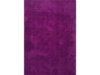 LivingStyles Aleyna Hand Tufted Shaggy Rug, 200x290cm, Purple