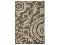 LivingStyles Alfresco Royal Egyptian Made Outdoor Rug, 270x180cm, Beige / Brown
