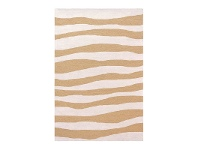 LivingStyles Anywhere Waves Hand Tufted Indoor/Outdoor Rug, 240x340cm, Ginger