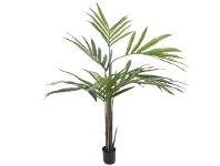 LivingStyles Artificial Potted Kentia Palm