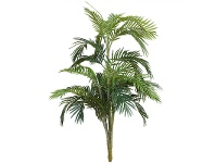 LivingStyles Artificial Areca Palm in Pot, 120cm