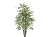 LivingStyles Artificial Parlour Palm in Pot