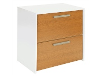 LivingStyles Active 2 Drawer Lateral File Cabinet