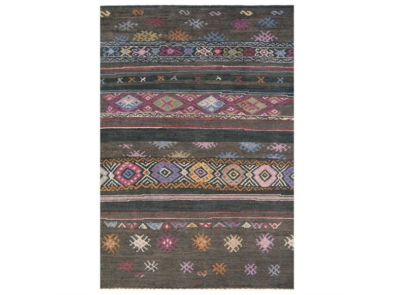 Brink & Campman Himali Ruby Hand Knotted Wool Rug, 240x170cm