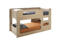 LivingStyles Domino Single Bunk Bed