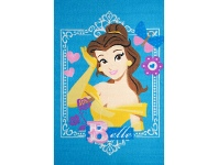 LivingStyles Belle Egyptian Made 100x150cm Kids Rug