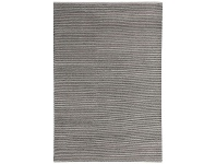 LivingStyles Boheme Hand Tufted Wool Rug, 300x400cm, Steel