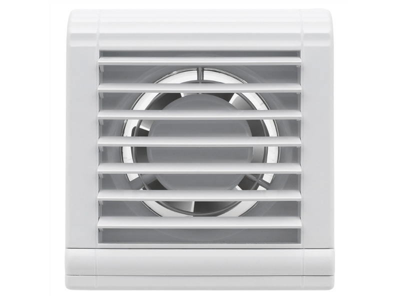 Shutter Wall/Window Exhaust Fan