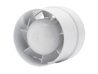 LivingStyles Omega In Line Round Exhaust Fan, 12W