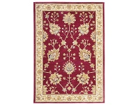 LivingStyles Byblos Classic Egyptian Made Oriental Rug, 330x240cm, Red