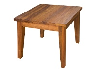 LivingStyles Casarano Tasmanian Blackwood Timber Lamp Table