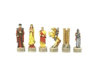 Veronese Troy Vs. Sparta Chess Set