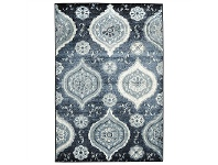 Calypso Opulance Heritage Egyptian Made Modern Rug, 290x200cm, Blue