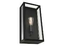 LivingStyles Chester IP44 Metal Exterior Wall Light