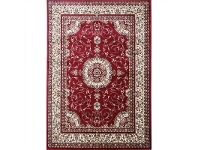 LivingStyles Gold Eniz Turkish Made Oriental Rug, 120x170cm, Red