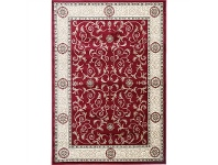LivingStyles Gold Ece Turkish Made Oriental Rug, 160x230cm, Red