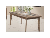 LivingStyles Caiden Wooden 176cm Dining Table