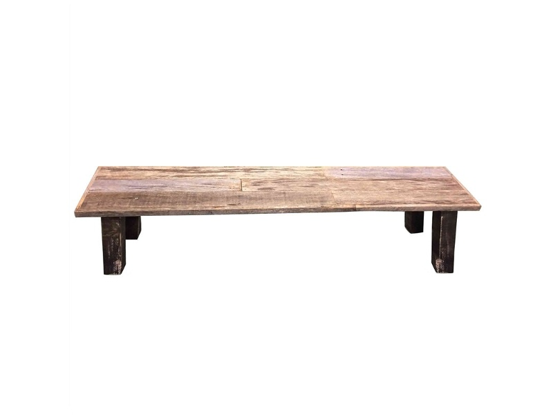 Arvada Recycled Timber Bench, 160cm