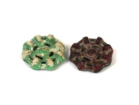 LivingStyles Set of 2 Resin Faucet Magnets