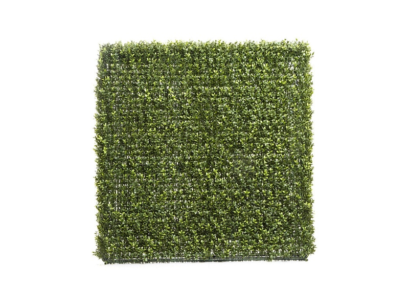 Artificial Boxwood Hedge, 93x100cm