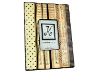 LivingStyles Kimberly 4x6 Inch Wooden Photo Frame