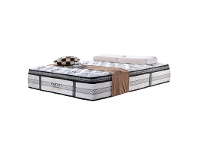 LivingStyles Stardust Desire Firm Mattress with Pillow Top, Double