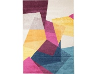 LivingStyles Divinity Fragments Turkish Made Modern Rug, 230x160cm, Multi