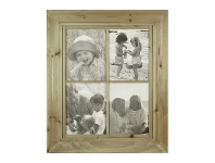 """LivingStyles Lister Photo Collage Frame, 4 Photos, 8x10"""""""