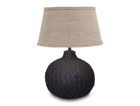 LivingStyles Topiary Leaf Table Lamp
