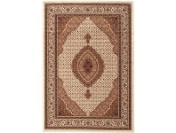 LivingStyles Empire Ark Turkish Made Oriental Rug, 290x200cm, Cream