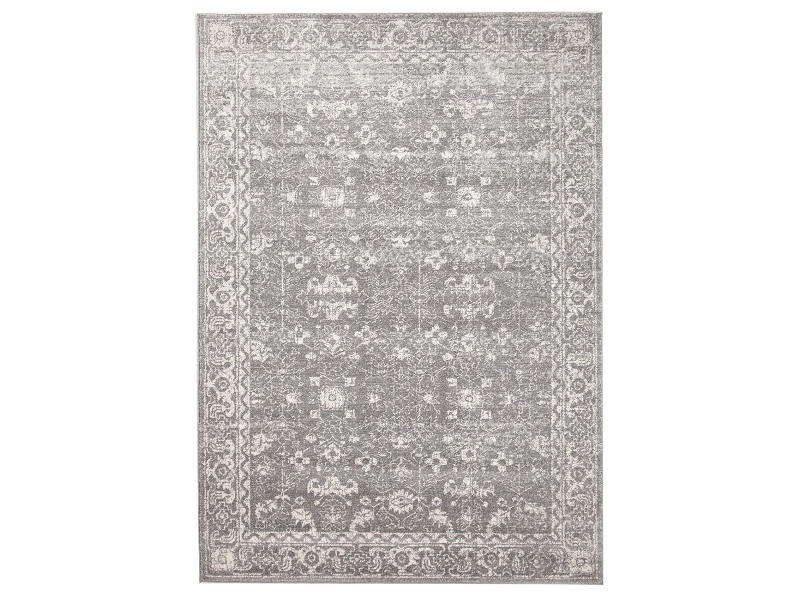 Evoke Estella Turkish Made Oriental Rug, 230x160cm, Grey