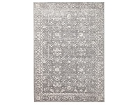 LivingStyles Evoke Estella Turkish Made Oriental Rug, 290x200cm, Grey