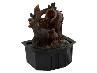 LivingStyles Bonsai Pots Fountain - 18cm