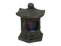 LivingStyles Japanese Lantern Fountain - 27cm